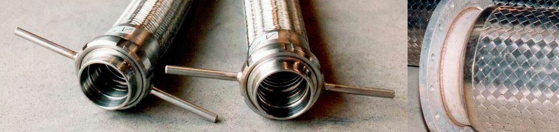 tubi flessibili metallici